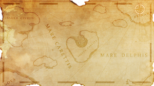Turtle's Quest map
